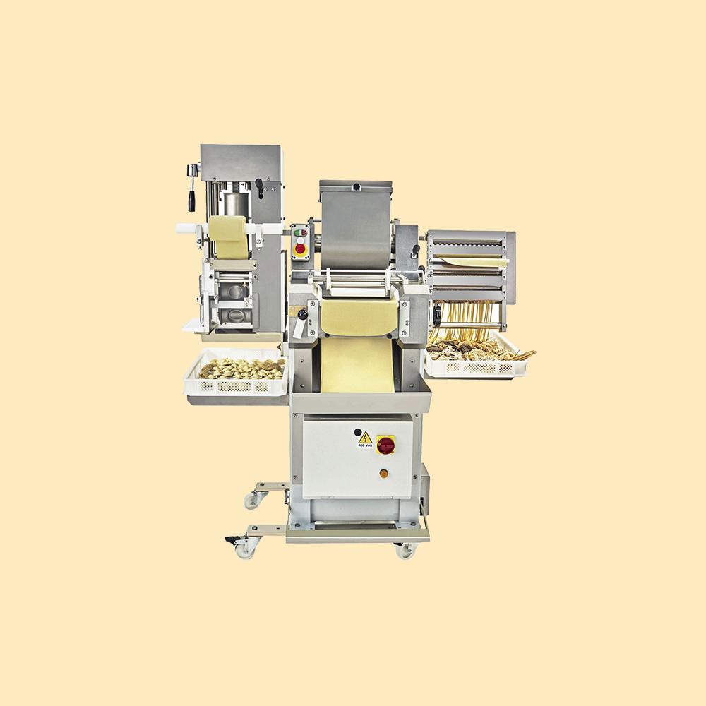 Magnifica 120 semi-automatic combined pasta machine