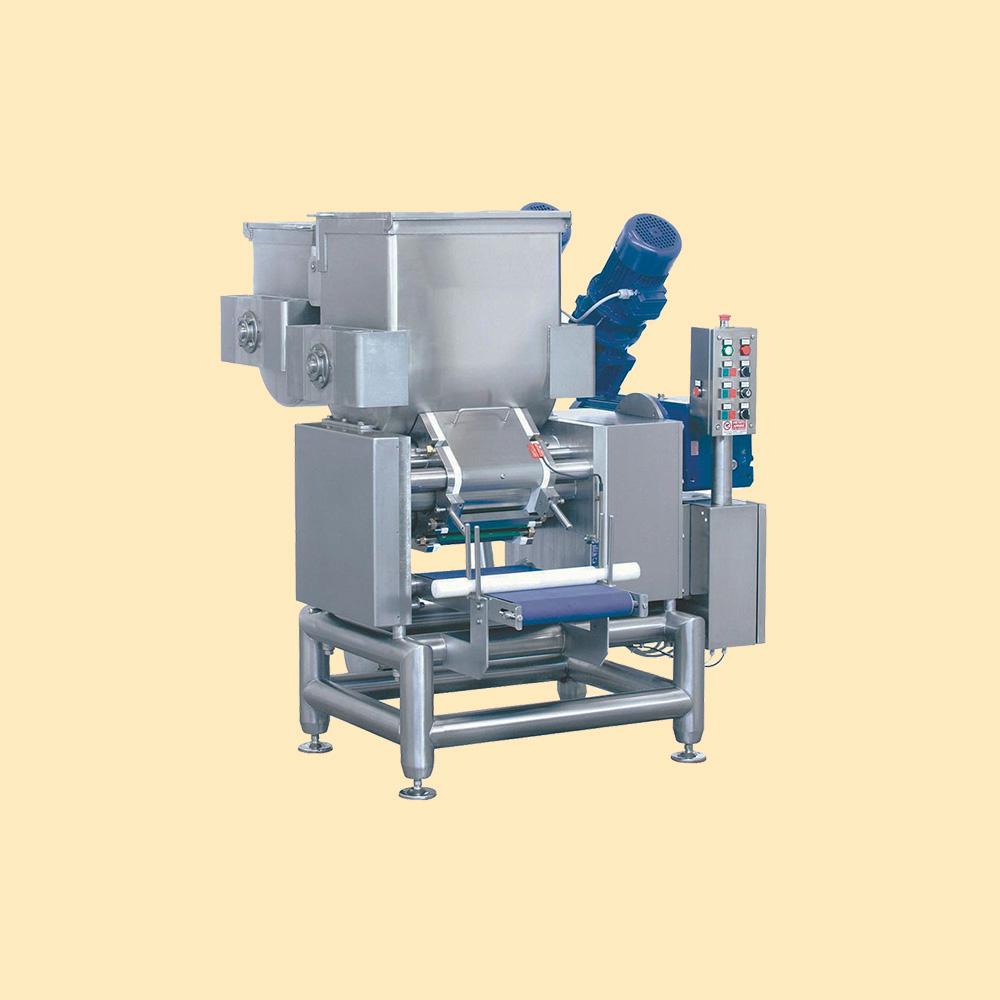 Professional automatic pasta sheeter